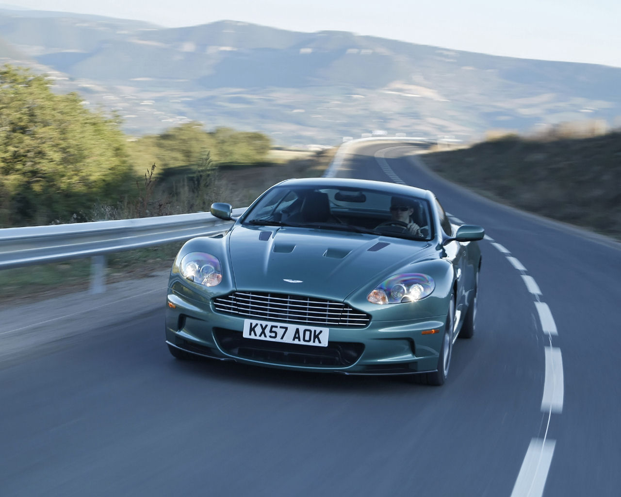 aston martin dbs v12 wallpaper - photo #14