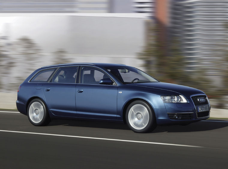 2006 Audi A6 Avant 2 7 Tdi Quattro Related Infomation Specifications Weili Automotive Network