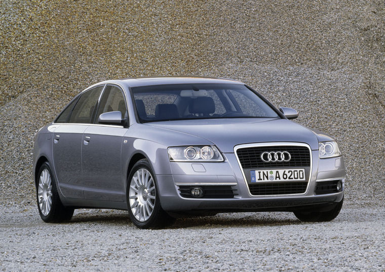 2007 audi a6 picture pic image. Black Bedroom Furniture Sets. Home Design Ideas