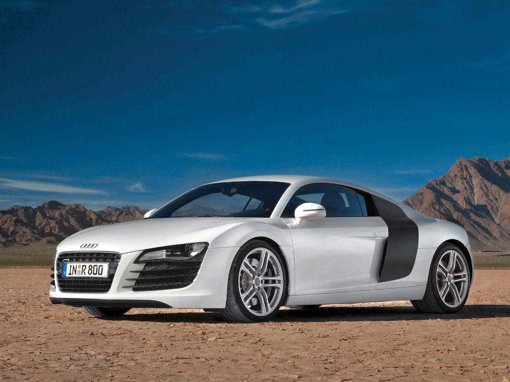 Audi R8 V8 V10 Quattro R Tronic Free 1024x768