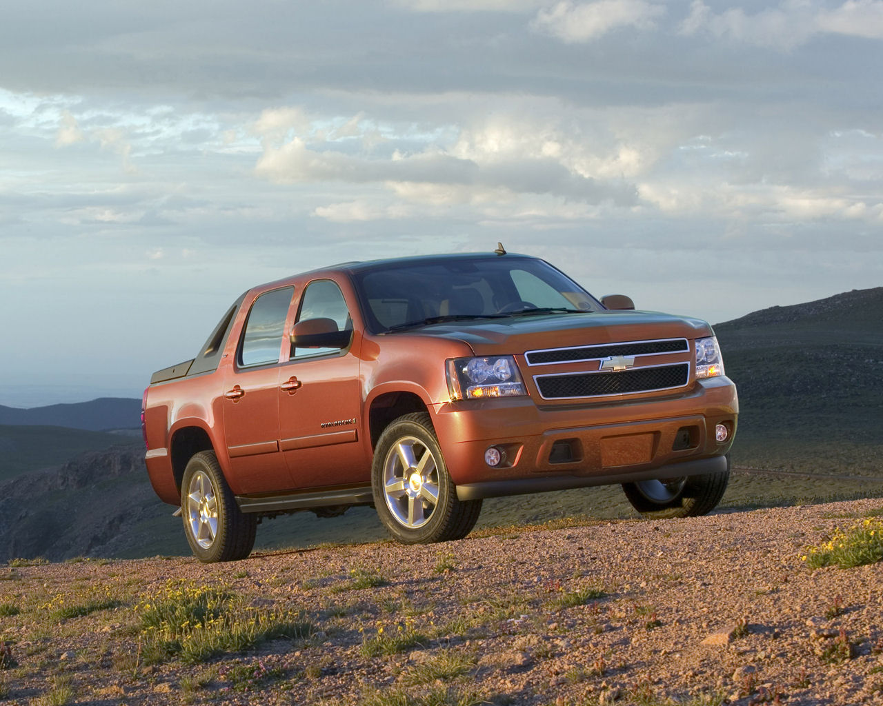 chevy avalanche wallpaper the
