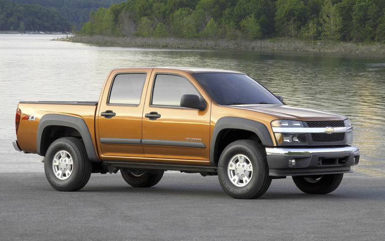 2004 chevrolet colorado crew cab ls z71 picture pic image. Black Bedroom Furniture Sets. Home Design Ideas