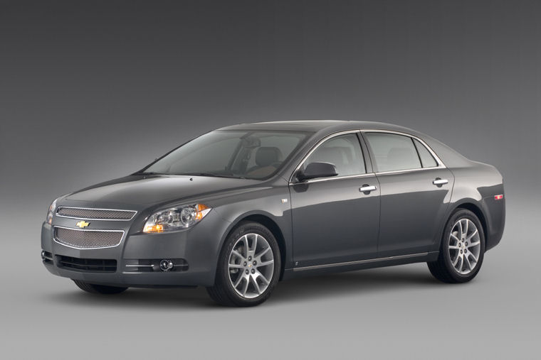 2009 chevrolet chevy malibu ltz picture pic image. Black Bedroom Furniture Sets. Home Design Ideas