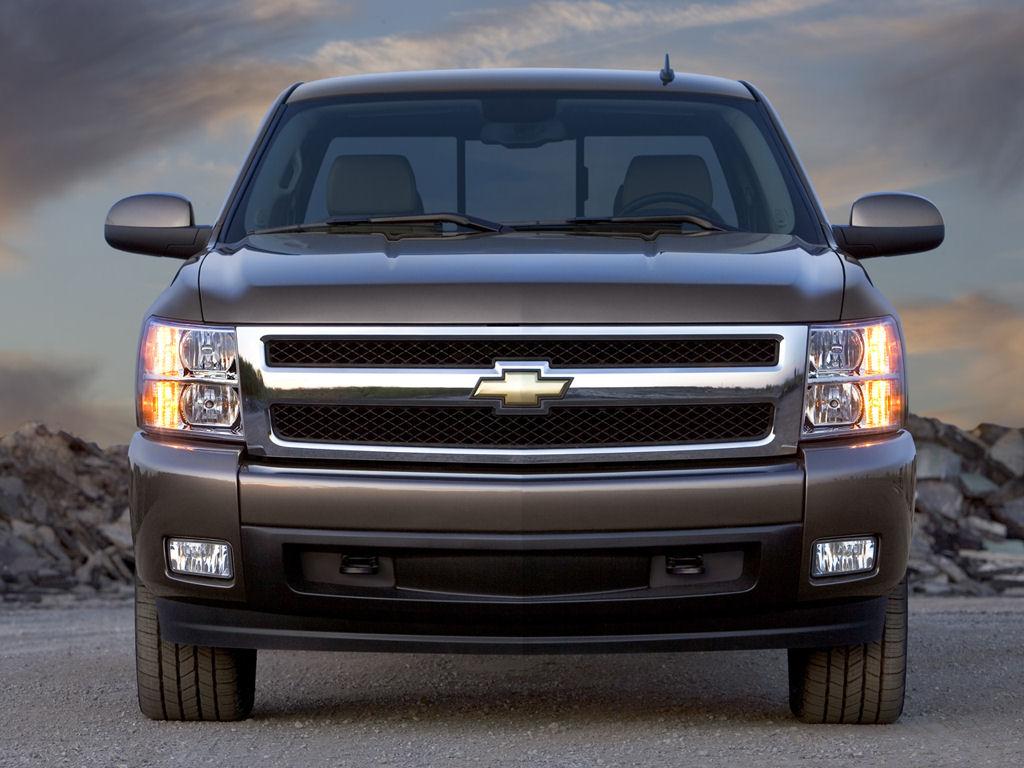 Chevrolet Silverado 1500 Extended, Crew Cab, Hybrid, Chevy ...