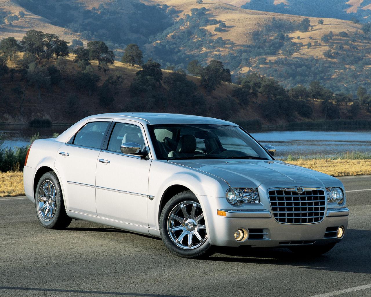 Chrysler 300 Touring Limited 300c Srt8 Free 1280x1024