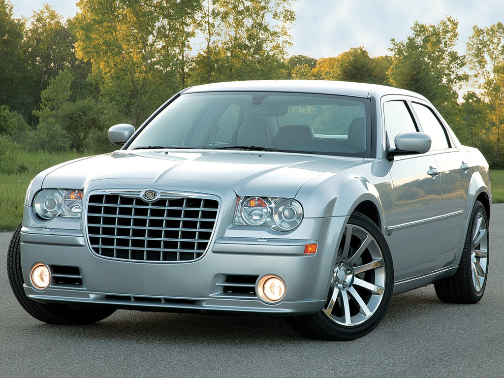 Chrysler 300 Touring Limited 300c Srt8 Free 1024x768
