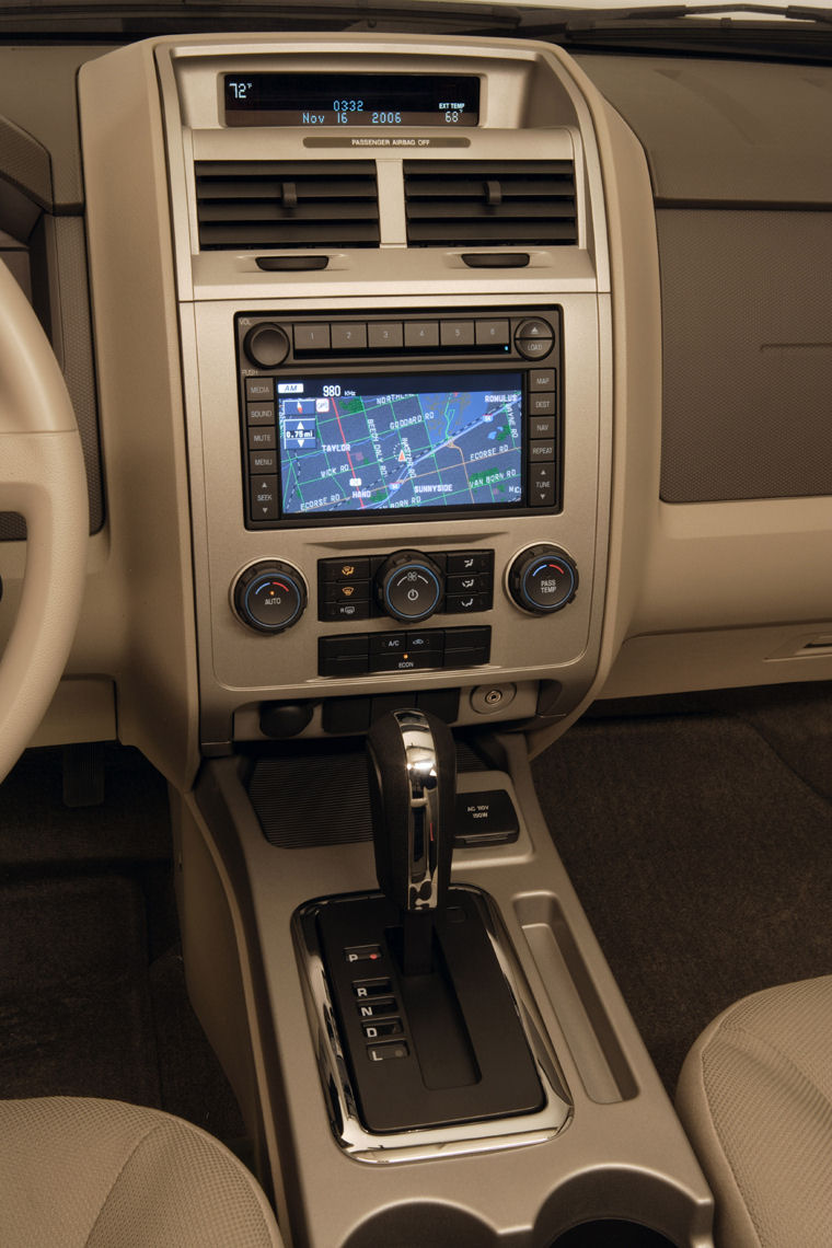 Ford Explorer Pickup >> 2008 Ford Escape Center Console - Picture / Pic / Image