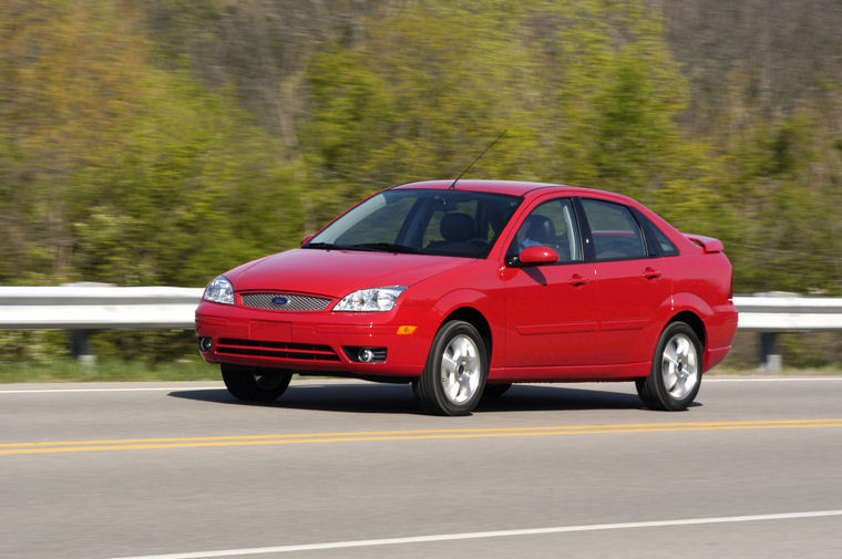 2005 ford focus zx4 st picture pic image. Black Bedroom Furniture Sets. Home Design Ideas