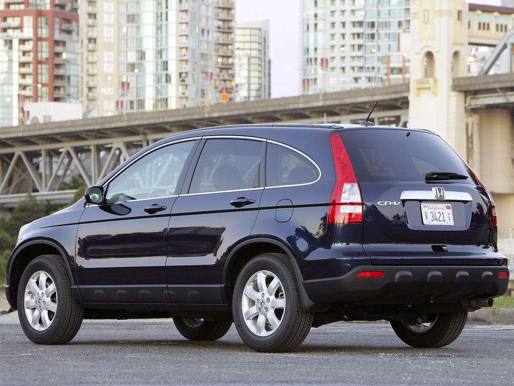 Honda Cr V Lx Ex L Awd Crv Free 1024x768 Wallpaper