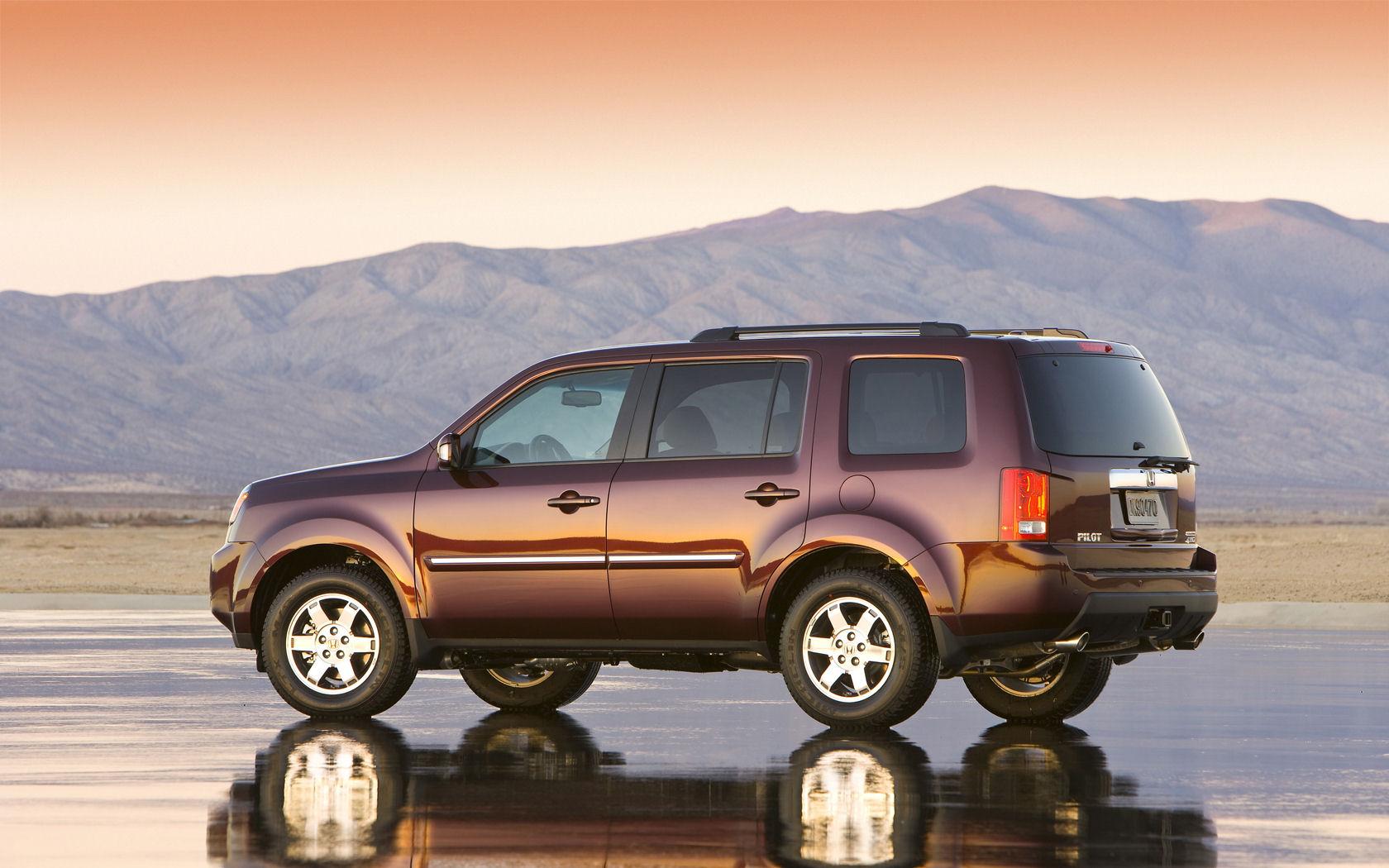 Honda Pilot LX, EX-L, Touring, V6 AWD