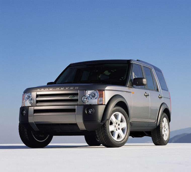 Purchase Used 2003 Land Rover Discovery Se Se 7 Sport: 2008 Land Rover LR3 V8 HSE
