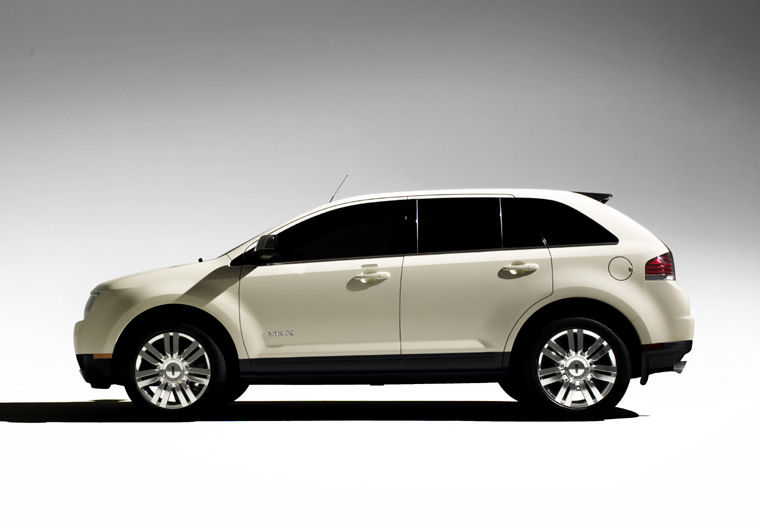 2008 Lincoln Mkx Picture Pic Image
