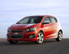 2012 Chevrolet Sonic - Review / Features / Specs / Pictures / Parts