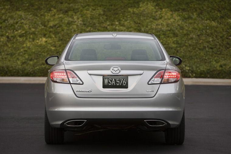 2009 Mazda 6s Picture Pic Image