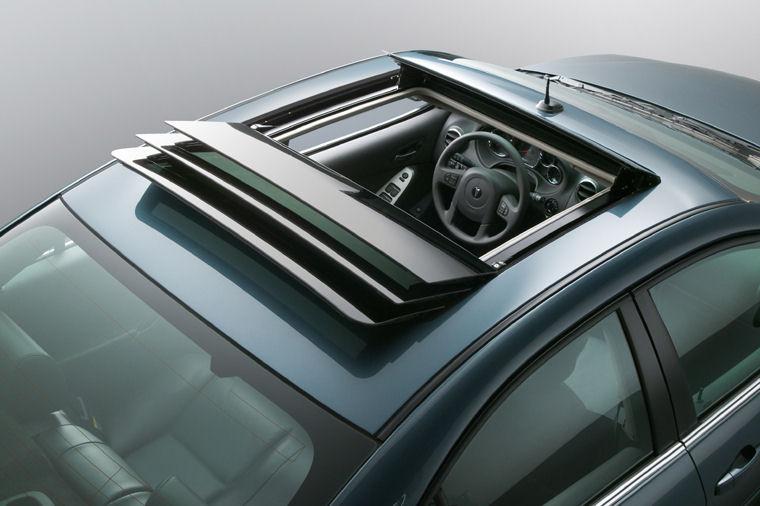 2007 Pontiac G6 Sedan Sunroof Picture Pic Image