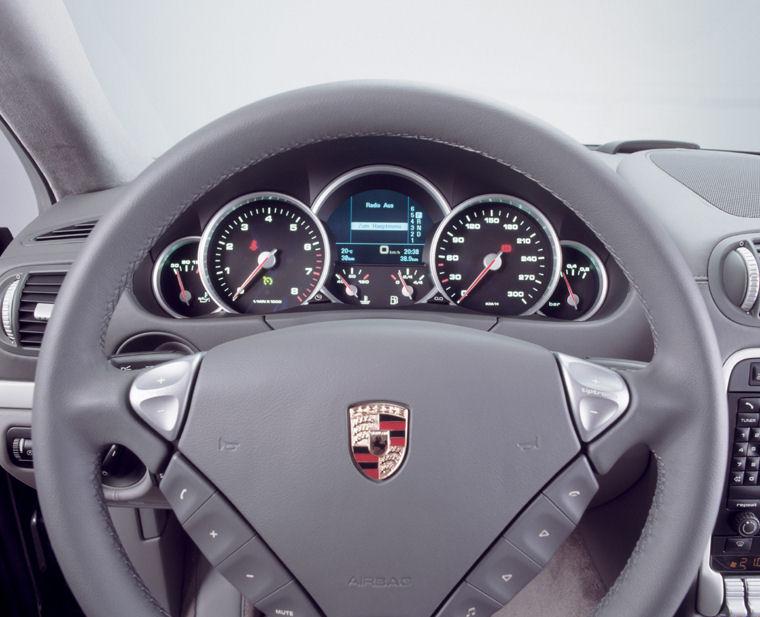 2008 Porsche Cayenne V6 Gauges Picture Pic Image