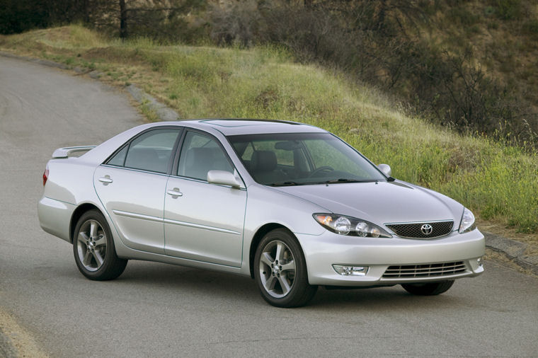2005 toyota camry se picture pic image. Black Bedroom Furniture Sets. Home Design Ideas